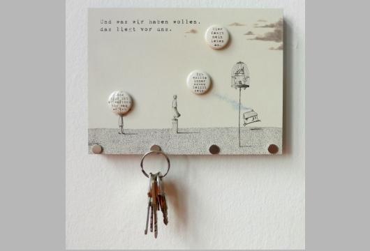 Magnetbrett_Schlüssel