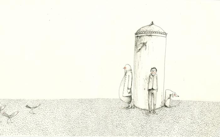 Das einsame Haus 5/8