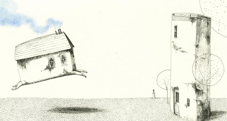 Das einsame Haus