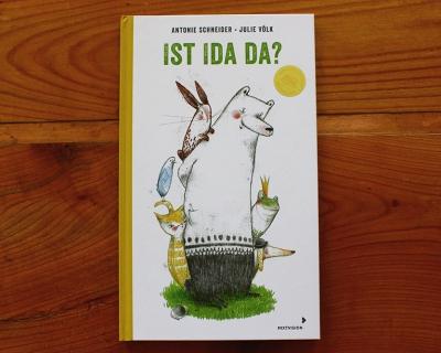 Ist Ida da?