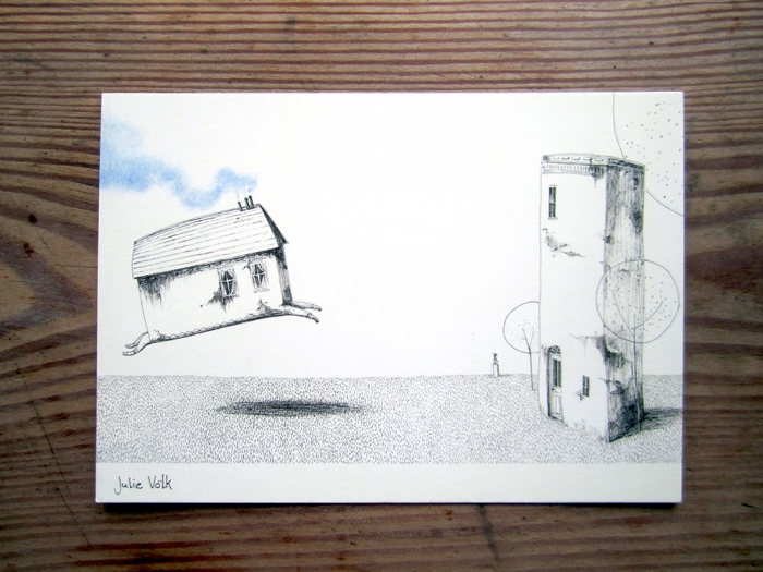 Postkarte_Haus